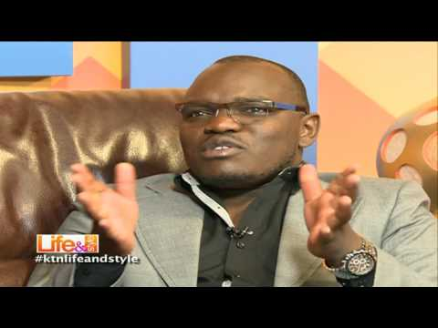 KTN LIFE AND STYLE PART 3 Books and blogs with blogger Mutahi 22/09/16