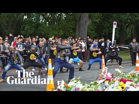 Ron Verb - WATCH: A Haka For Christchurch
