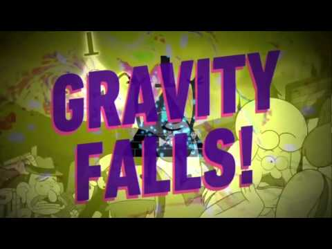 Gravity Falls season 2 THE FINAL SHOWDOWN episode 18