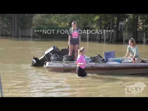 09-01-2017 Houston, TX - Neighborhoods Still Under Water