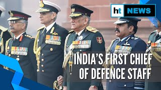 'We stay away from politics': Gen Bipin Rawat takes charges as India's 1st CDS