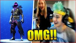 *NEW* RAVEN SKIN + GLIDER!! - Fortnite Best & Funny Moments (Fortnite Battle Royale)