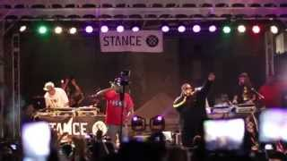 8ball and MJG - Pimps (live in Atlanta A3C 2014)