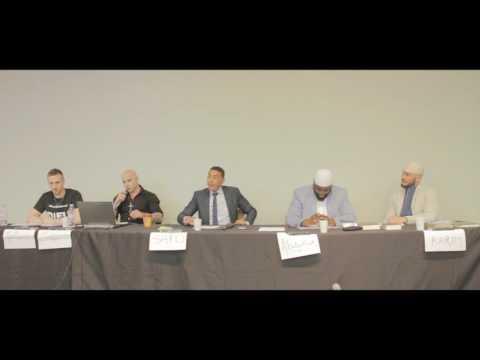 "Débat Inter-religieux : ""La Légitimité De L'Islam"", Morgan Priest / 'Abdullah & Karim Al-Hanifi"