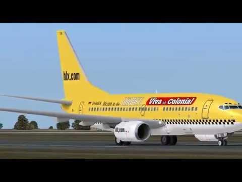 PLANE SPOTTING PORTO SÁ CARNEIRO AIRPORT PART 2 FS9 HD
