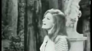 Dalida - Le temps des fleurs (Que tiempo tan feliz)