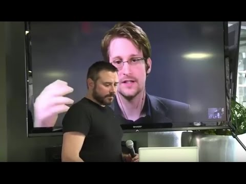 Edward Snowden: Obama could easily get Trump's conversations