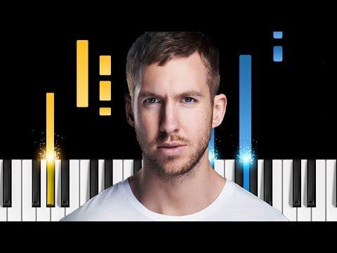 Calvin Harris - Prayers Up (ft. Travis Scott & A-Trak) - Piano Tutorial - How To Play Prayers Up