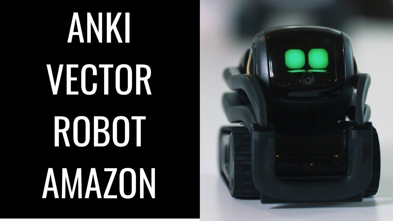 Anki Vector Robot Reviews | Cheap Robots On Amazon Link In Descripion