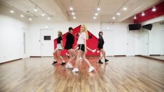 "GFRIEND ""Fingertip"" Mirrored Dance Practice, 여자친구 ""핑거팁"" 안무 거울모드"