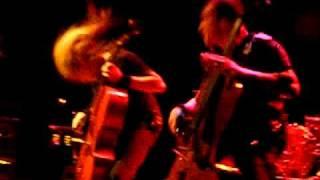 """""""Grace"""" Apocalyptica 7/17/10 @ The Town Ballroom"""