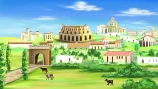 Чудеса світу тітоньки Сови - Велика китайська стіна (Уроки тетушки Совы) серия 4