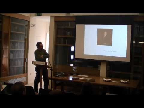 Coleridge's Literary Life, a talk by Seamus Perry