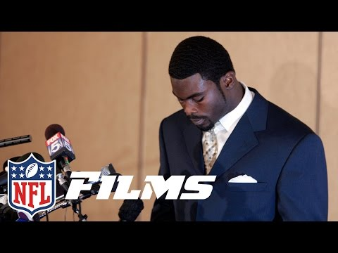 Michael Vick Goes to Jail for Dogfighting | Mike Vick: A Football Life | NFL Films