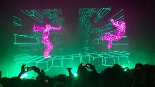 Chemical Brothers - Live @ Paris AHA 03.10.2018 (Best Moments)