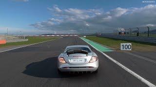 Gran Turismo Sport - 2009 Mercedes-Benz SLR McLaren Gameplay [4K PS4 Pro]