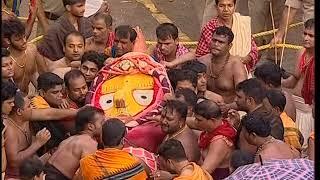 Rath Yatra 2018: Lakhs of devotees pull chariots on Puri Badadanda.