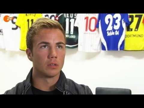 Götze im ZDF-Interview: 'Götzinho nennt mich keiner'