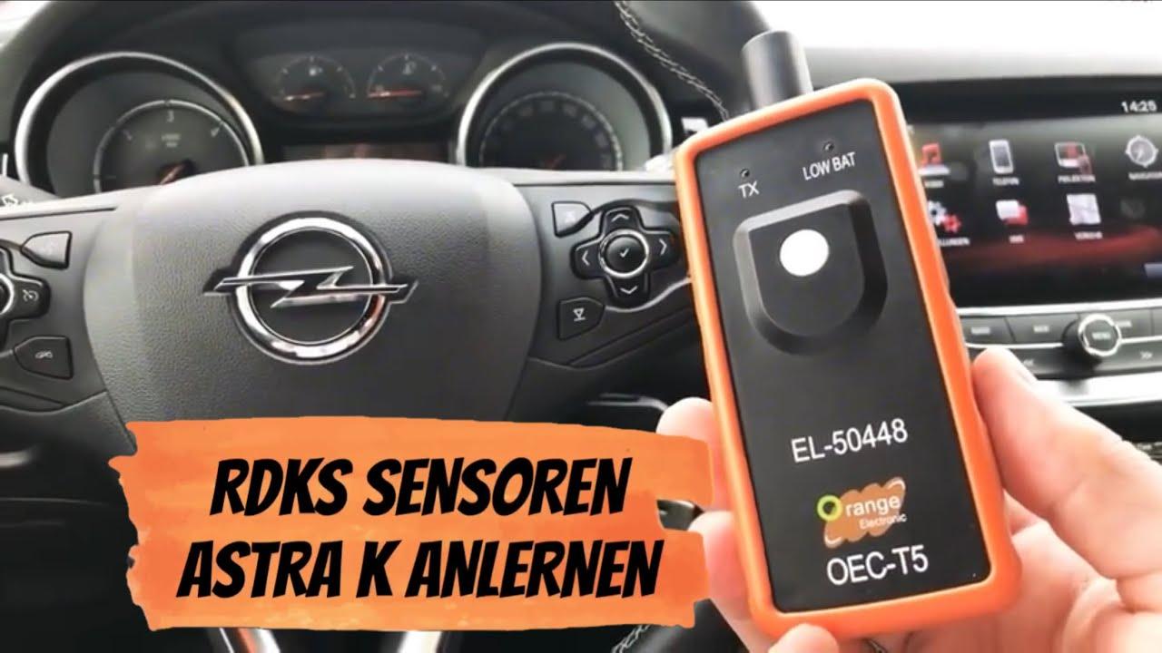 RDKS Reifendrucksensor Reifendruckkontrolle für Opel Astra Corsa Insignia Adam