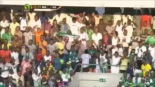 Nigeria 3 - 1 Algeria HD Highlights