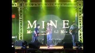 Ni Hao Ma (OA Khalifah) LIVE - Adli & M.I.N.E