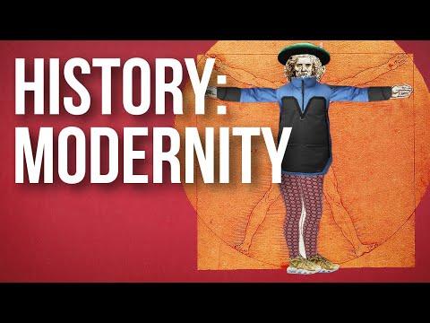 HISTORY OF IDEAS - Modernity