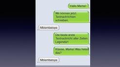 Wenn Eltern ein Smartphone benutzen - Chat/WhatsApp Fails