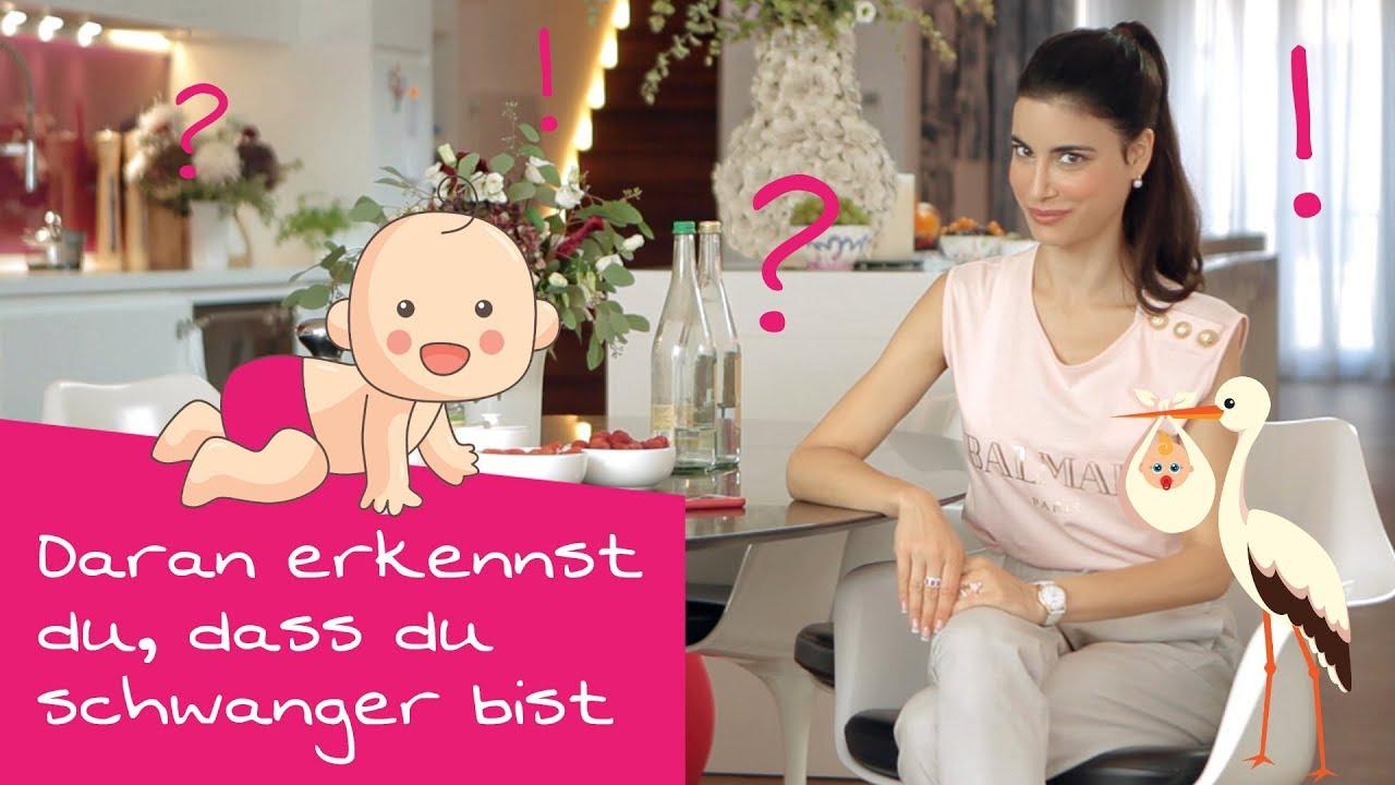 woran erkennt man das man schwanger ist