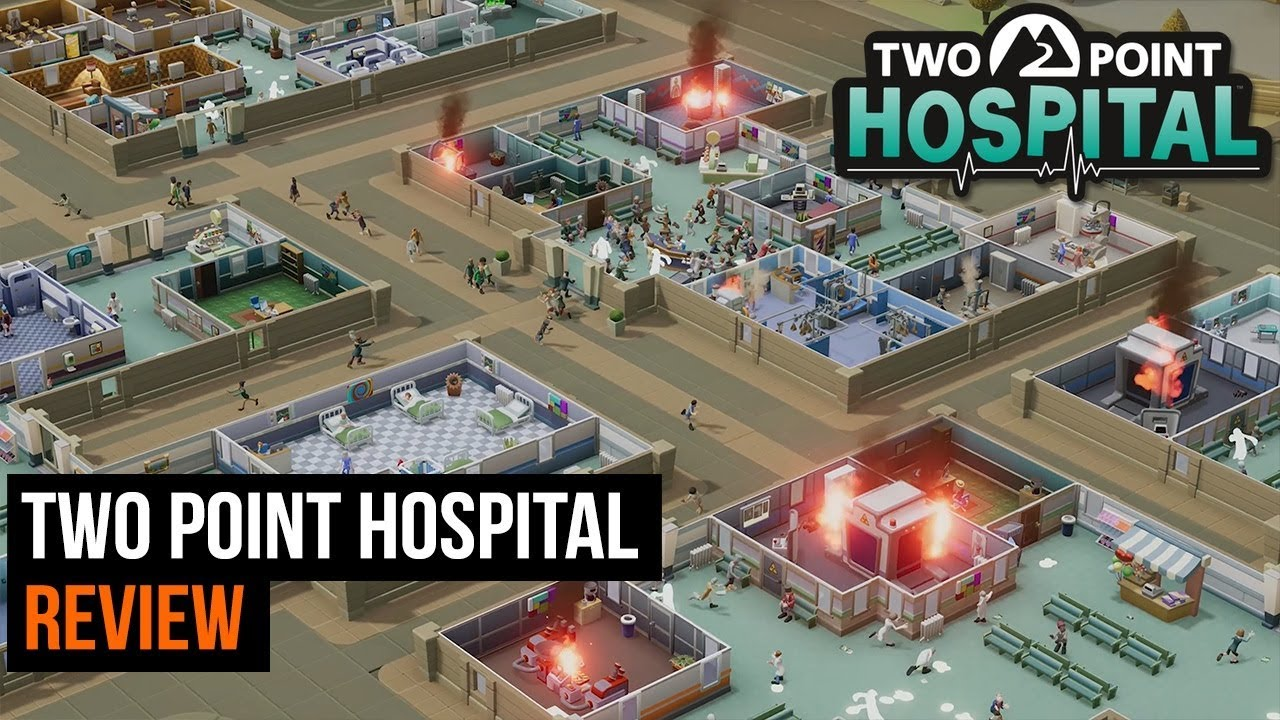 Two Point Hospital - Video Review - YouTube