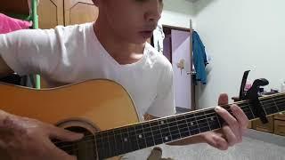 Võ Duy Tùng Guitar Hướng Dẫn Intro Và Đệm Hát Vì Anh Thương Em-Phan Duy Anh[tone Nam và tone Nữ ]