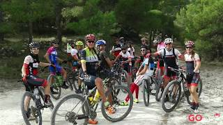 MTB weekend Xorret Cati con IronBikes Team