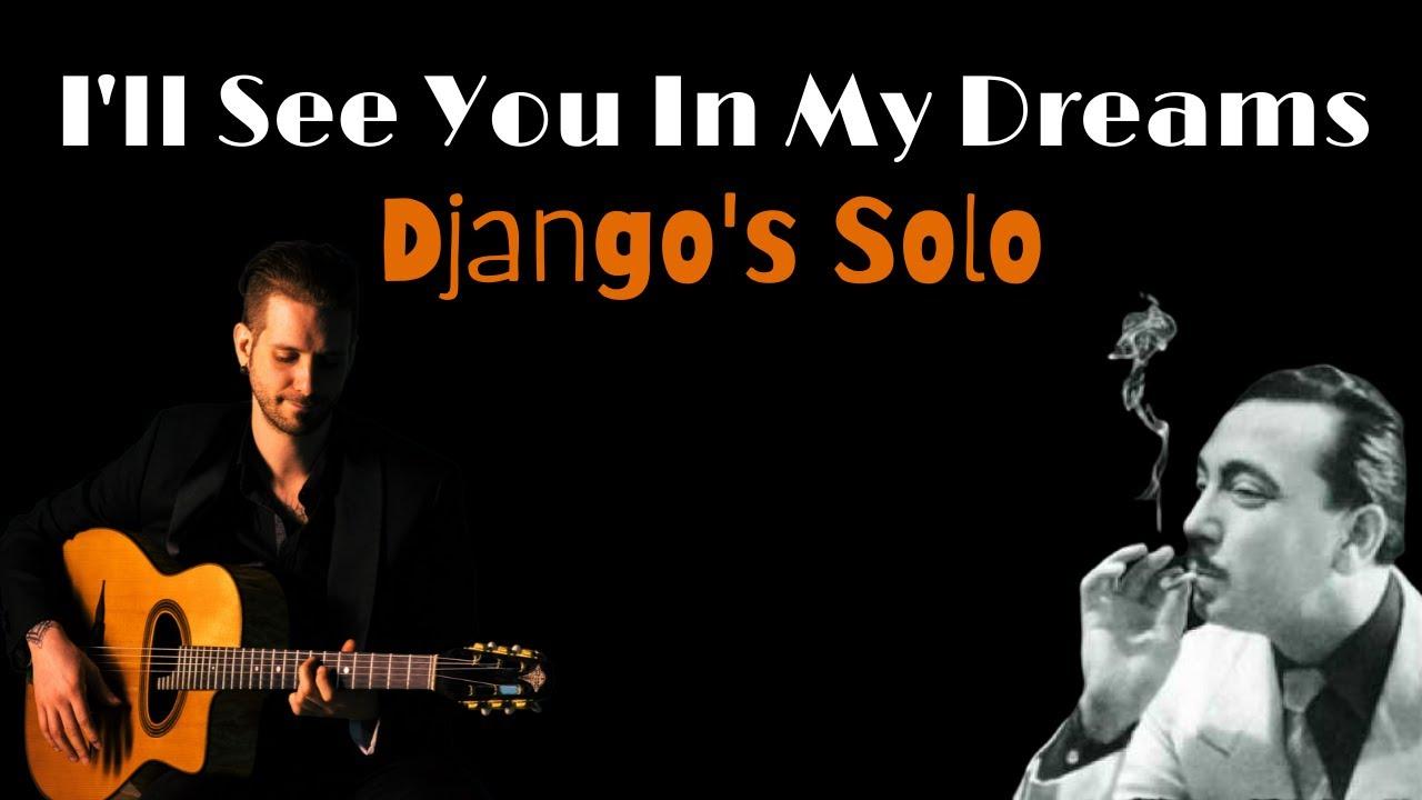 Django Reinhardt - I'll See You In My Dreams