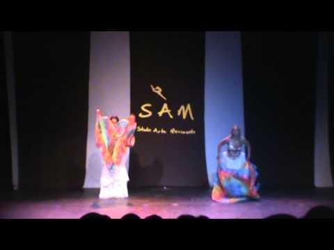 """""""SAM"""" Studio Arte e Movimento DANÇA DO VENTRE"""