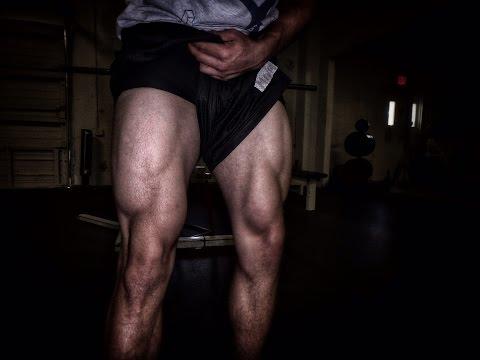 Best HOME Leg Workout - NO Equipment Needed - BODYWEIGHT ONLY | Brendan Meyers