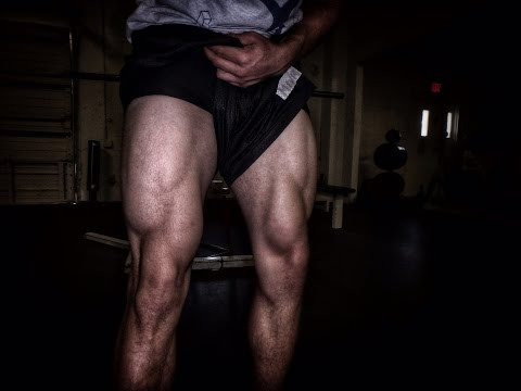 Best HOME Leg Workout - NO Equipment Needed - BODYWEIGHT ONLY