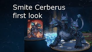 Smite Cerberus First Look