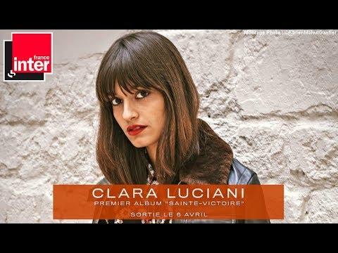 """Clara Luciani - """"Seras-tu là ?"""" (Live France Inter_Cover Hommage à Michel Berger)"""