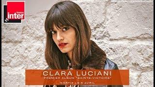 Clara Luciani - Seras-tu là ? (Live France Inter_Cover Hommage à Michel Berger)