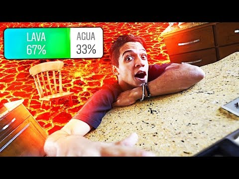 DESAFIO O CHÃO É LAVA!! (vocês decidem)