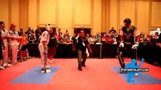 Justin Ortiz v Raymond Daniels   2014 Battle of Atlanta   Men