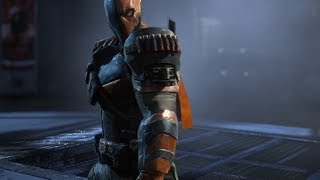 Batman Arkham Origins[PC]  - デスストローク戦 thumbnail