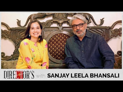 Sanjay Leela Bhansali Interview with Anupama Chopra | Director's Cut | Film Companion