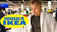 Svenskar på IKEA