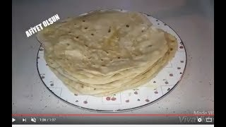 Yağlı Ekmek Nasıl Yapılır?