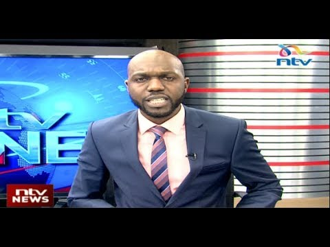 NTV At One with Larry Madowo  January 28, 2018.