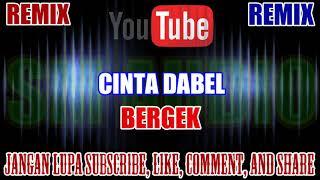 Karaoke Remix KN7000 Tanpa Vokal | Cinta Dabel - Bergek HD
