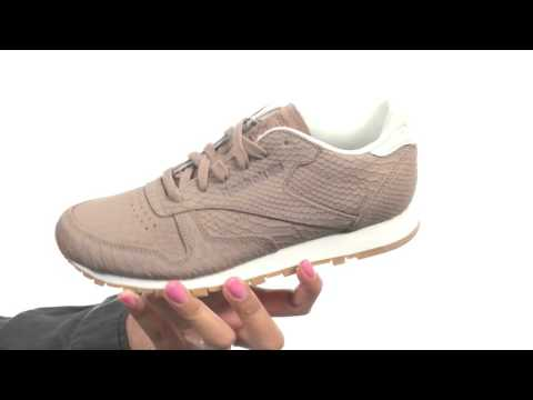 Reebok Lifestyle Classic Leather Clean Exotics 8643574