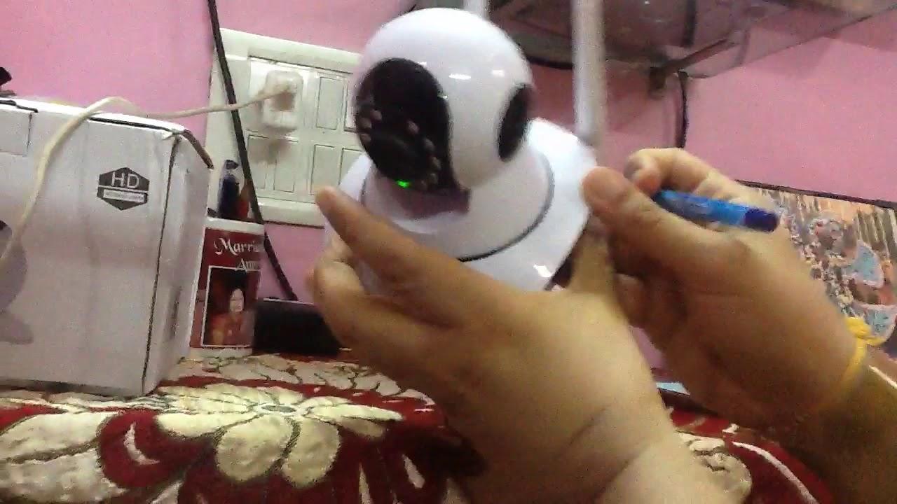 How to setup Wi-Fi camera using Camhi application?   New cameras 2019    360° Rotation camera   Camhi