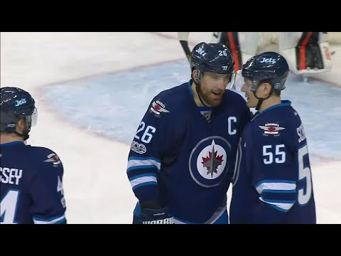 Scheifele amazed by Wheeler's vision, loves playing with him