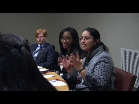 UN CSW Youth Forum '17 - Young Women & Men Challenging Inequality in Times of Climate Change